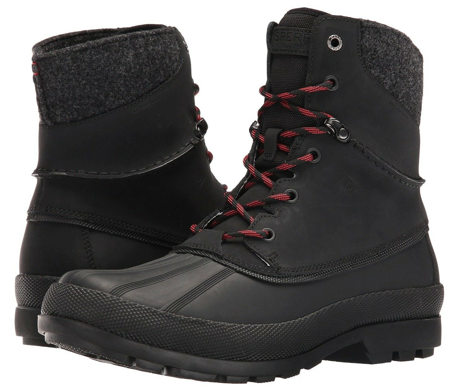 Sperry Top-Sider Cold Bay bota pato de deporte con agarre Vibram Arctic Impermeable