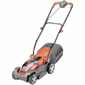 Flymo-RC300-30cm-Metal-Blade-Cordless-Electric-Lawnmower-30L-40v