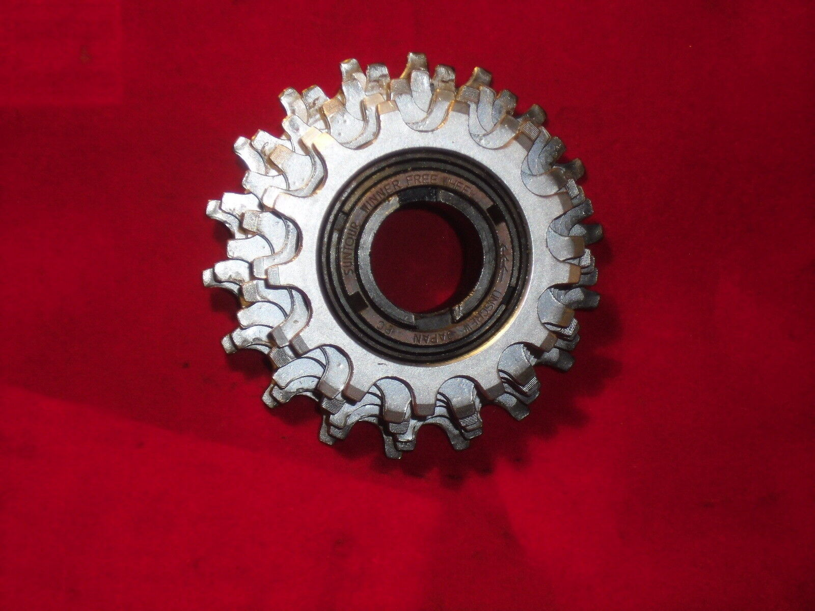 Vintage Suntour Freewheel  Cluster,6 Speed 13-18. Nice  in stock