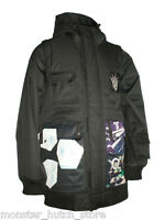 With Tags Technine Gooner Signature Snowboard Jacket Black Medium-2xlarge