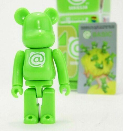 Medicom Bearbrick Be@rbrick 100/% Series 38 Basic @ Green S38 Toy