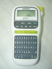 Brother P Touch Easy Portable Label Maker Lightweight Model Pt H110