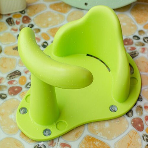 Safety Baby Bath Tub Ring Sea Support Infant Child Toddler Kids Anti Slip Chair