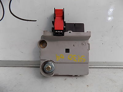 fuse link rear 0005404750 Mercedes W220 S430 S500 junction box