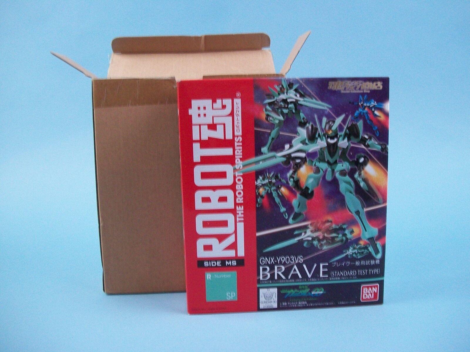 Gundam The Robot Spirits GNX-Y903VS Brave Test Type Figure Figure Figure R-Number SP Bandai 596f74