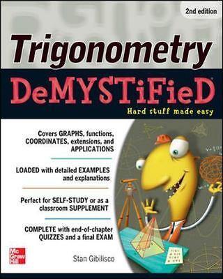 Trigonometry Demystified 2/E-ExLibrary