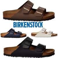Womens Birkenstock Arizona Birkoflor Classic Buckled Two Strap Flip Flop Sandal