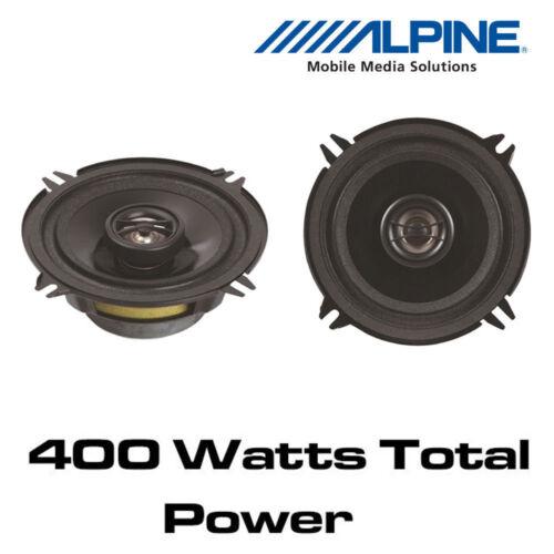 "BMW 3 Series E46 1999-2006 Alpine SXV-1325E-5.25/"" 13cm 2-Way Coaxial Speakers"