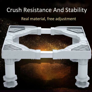 Washing-Machine-Base-Non-slip-Shockproof-Pads-Adjustable-Laundry-Stands-Supplies