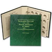 Littleton Album Lca59 Sacagawea Dollar 2000-date Archival Quality