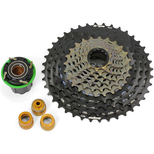 Hope Cassette 11 Speed 1040T w Pro 4 Freehub Body Conversion Kits  New