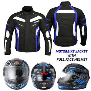 Full-Face-Motorcycle-Motorbike-Helmet-On-Road-Crash-Waterproof-Racing-Jacket-Men
