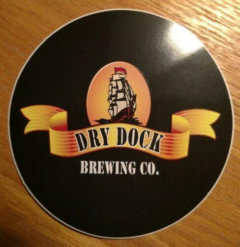 Dry Dock Brewing Co Sticker
