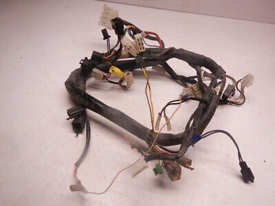 [DIAGRAM_4PO]  Main Wiring Harness 1990 Yamaha FZR600R FZR 600 FZR600 90 | eBay | 1998 Yamaha Fzr600r Cdi Box Wiring |  | eBay