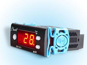 Digital-Solar-water-heater-temperature-controller-thermostat-EW-801-with-sensor