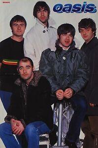 OASIS-A3-Poster-42-x-28-cm-Liam-Noel-Gallagher-Clippings-Fan-Sammlung-NEU