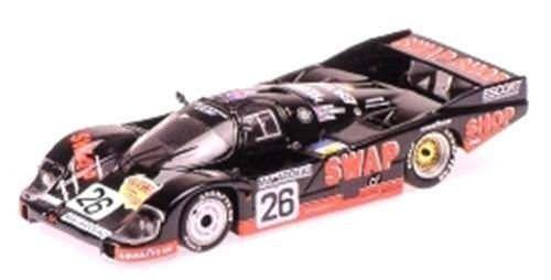 Porsche 956L Henn'S T-Bird Swap Shop Henn Le Mans 1984 Minichamps 1:43 430846526