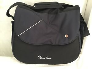 SILVER-Cross-Changing-Bag-Vintage-Blue-been-sewn-Bargain-one-only-Discounted-RRP