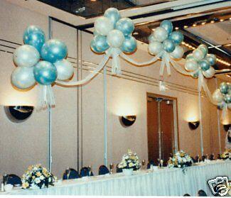 InsTailletion et affichage de ballon pour mariage   partie 200 ballons