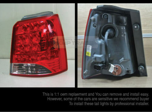 OEM Genuine Parts Rear LED Tail Light Lamp RH Outside for KIA 2010-12 Sorento R