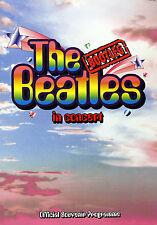 The Bootleg Beatles 1998 Original In Concert Souvenir Programme