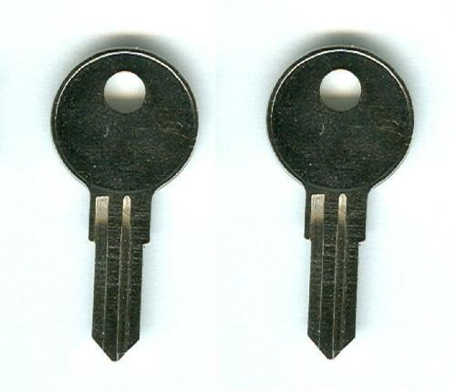 Weather Guard  Replacement Tool Box Keys Cut to Code K750-K799 READ Auction 2
