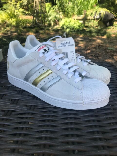 Adidas 9 35th Rare Music Anniversary Bad Superstar Boy Size 5 9D2IYeEHbW