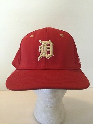 The Game Mcfl Fitted 7 5/8 Size Ball Cap Hat! Apprehensive Detroit Seminoles Football