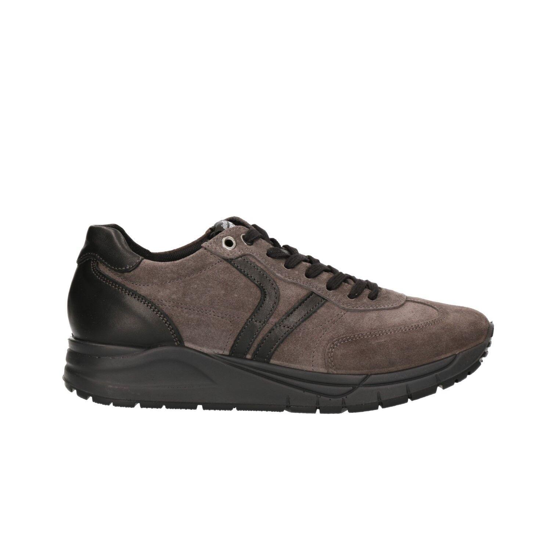 IGI&CO uomo Scarpe da Ginnastica scarpe uomo IGI&CO antracite Memory Foam mod. 21377 5d4e28