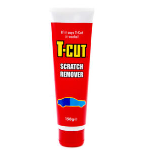 CarPlan T-Cut Rapid Scratch Remover 150g - Removes Blemishes & Scratches