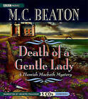 Death of a Gentle Lady by M C Beaton (CD-Audio, 2008)