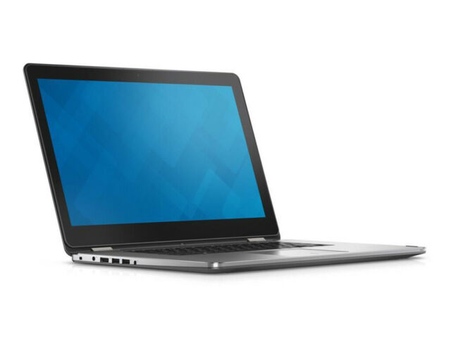 """DELL INSPIRON 7558 15.6"""" FHD LED TOUCH I3-5010U 8GB 1TB WIN 10 PRO 2-IN-1 LAPTOP"""