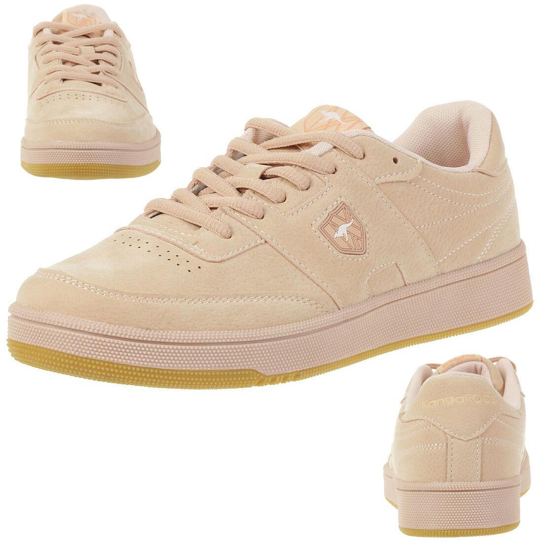 Kangaroos Retro Bonnet Baskets Chaussures Femmes 81048000 Rose