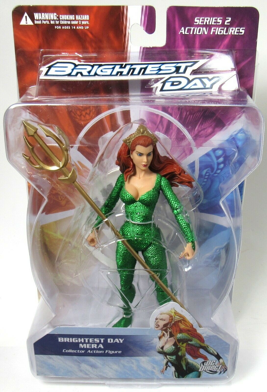Nuovo Sealed  DC Direct Brightest Day Series 2 Mera 2011  benvenuto a comprare