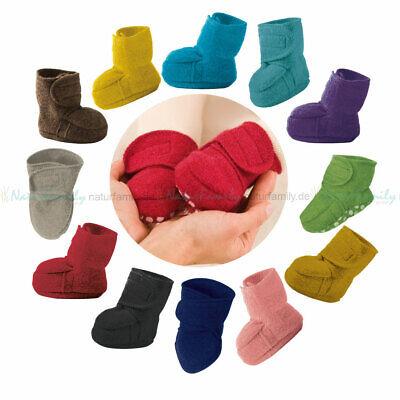Baby Kinder Öko Strumpfhose Organic Cotton mit 78/% kbT-Wolle Farbe petrol