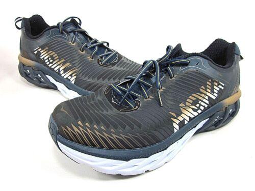 Arahi Hoka Hommes Marine M Minuit Or Chaussures De Course Aqqdw