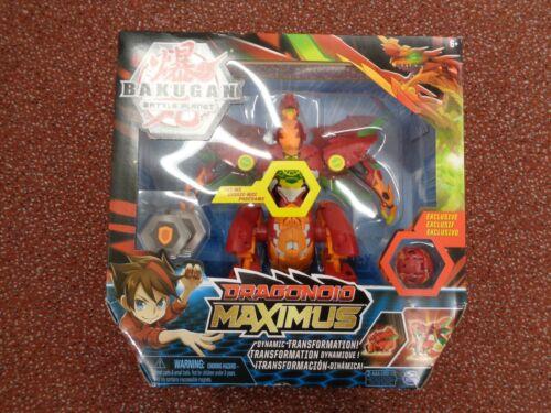 Bakugan Dragonoid Maximus Brand New in Box