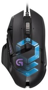 Logitech-G502-910-004615-Proteus-Spectrum-RGB-Tunable-Gaming-Mouse-12-000-DPI