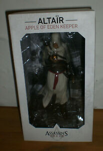 Figuras-assassins-creed-personaje-Altair-apple-of-Eden-Keeper-ubi-Ubisoft-Collectibles