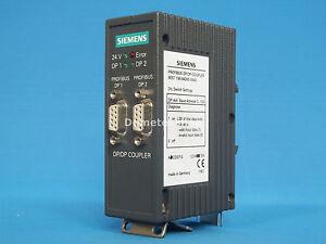 Siemens Profibus DP//DP-coupler 6es7 158-0ad00-0xa0 6es7158-0ad00-0xa0