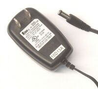 Ktec Ka12d090020024u Ac Power Supply Adapter 5.5mm X 2.1mm Plug End Tip 9v 200ma