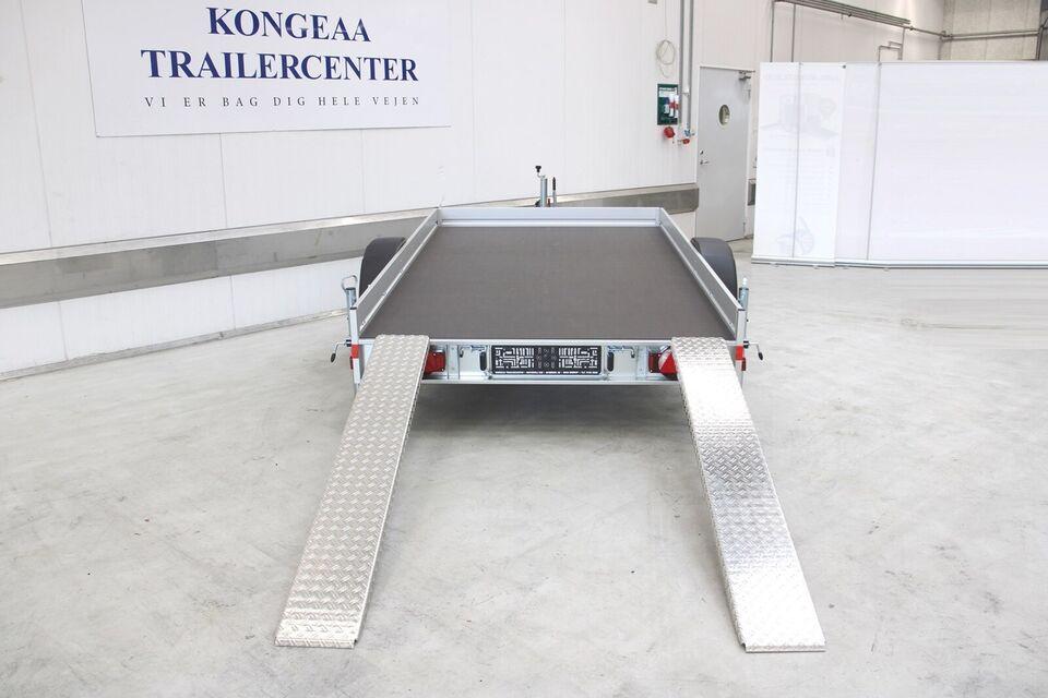 Trailer Humbaur KFT 153117 -MC +Auto Pakke med 2...,
