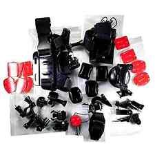 Go Pro Accessory Kit 33 Accessories GoPro HERO3+ HERO3 HERO2 HERO Cameras .