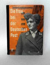 Die Frau bei der DEUTSCHEN POST, DDR, Transpress, 1963, rar