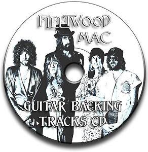 FLEETWOOD-MAC-STYLE-ROCK-GUITAR-BACKING-TRACKS-COLLECTION-CD-JAM-TRACKS