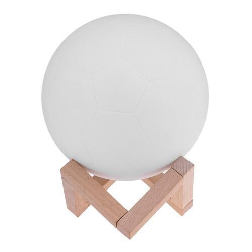 3D Nachtlicht Touch LED MondLampe Night Desk Lampe MoonLicht Fernbedienung HOT