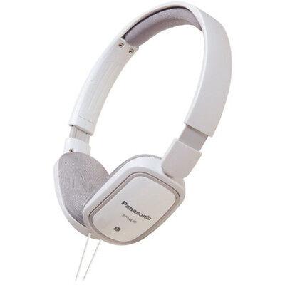 Panasonic RP-HX40-W Light Weight On Ear Monitors RPHX40 White /GENUINE