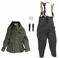 Peter Schmidt - Uniform Set W/ Insignia - 1/6 Scale - Dragon Action Figures
