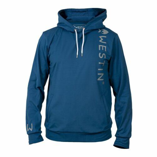 Westin Tech Hoodie M-XXL Angler Kapuzenpullover Hoody Sweatshirt Pullover Pulli