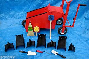 Landscaping Curb Machine Equipment For Concrete Lawn Edge